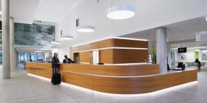 Hannover Siloah-Oststadt-Heidehaus-Klinikum-Rezeption