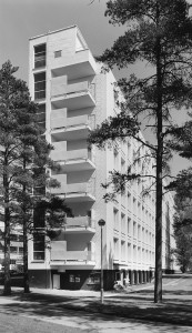 Aalto Sanatorium Paimio